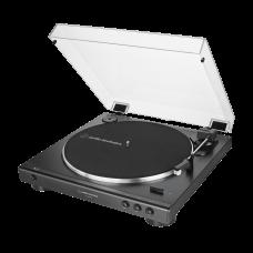 AUDIO-TECHNICA AT LP60X USB BLACK - PICKUP
