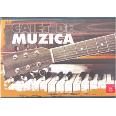 CAIET MUZICA PIGNA - CHITARA & PIAN