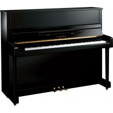 YAMAHA B3 PIANINA ACUSTICA - POLISHED EBONY