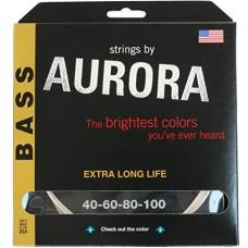 Corzi chitara bass - Aurora 40-100, Gold