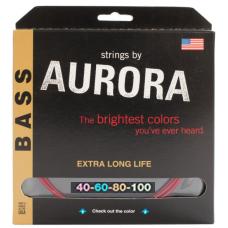 Corzi chitara bass - Aurora 40-100, Multicolor