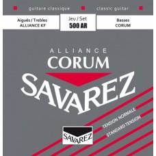 CORZI CHITARA CLASICA SAVAREZ 500 AR