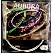 Corzi chitara bass - Aurora 25-135, White - 6 Corzi