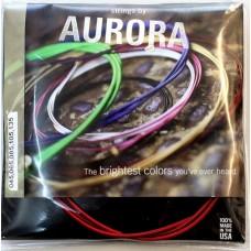 Corzi chitara bass - Aurora 45-135, Multicolor - 5 Corzi