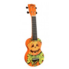 Ukulele sopran Mahalo - Halloween
