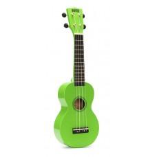 Ukulele sopran Mahalo - Green