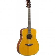Yamaha chitara electro-acustica - Transacustic FG-TA, Vintage Tint