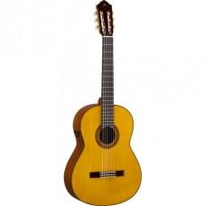 Yamaha chitara clasica - Transacustic CG-TA, Natural