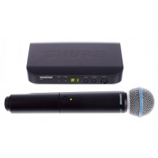 SHURE MICROFON WIRELESS BLX24/BETA58 K3E