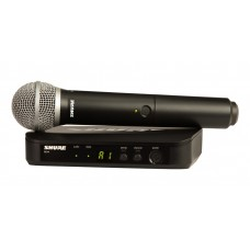 SHURE MICROFON WIRELESS BLX24/PG58