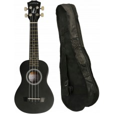 UKULELE ARROW PB10 BK