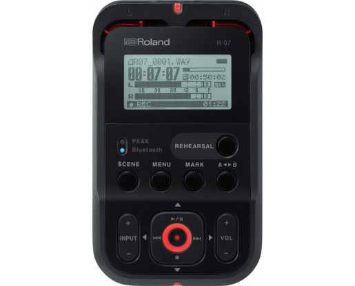 ROLAND R-07 RECORDER