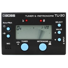 BOSS ACORDOR TU30 CHROMATIC